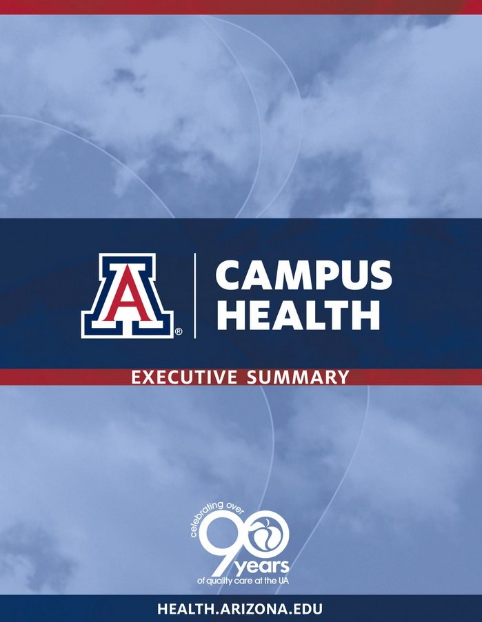 Campus Heath Executive Summary