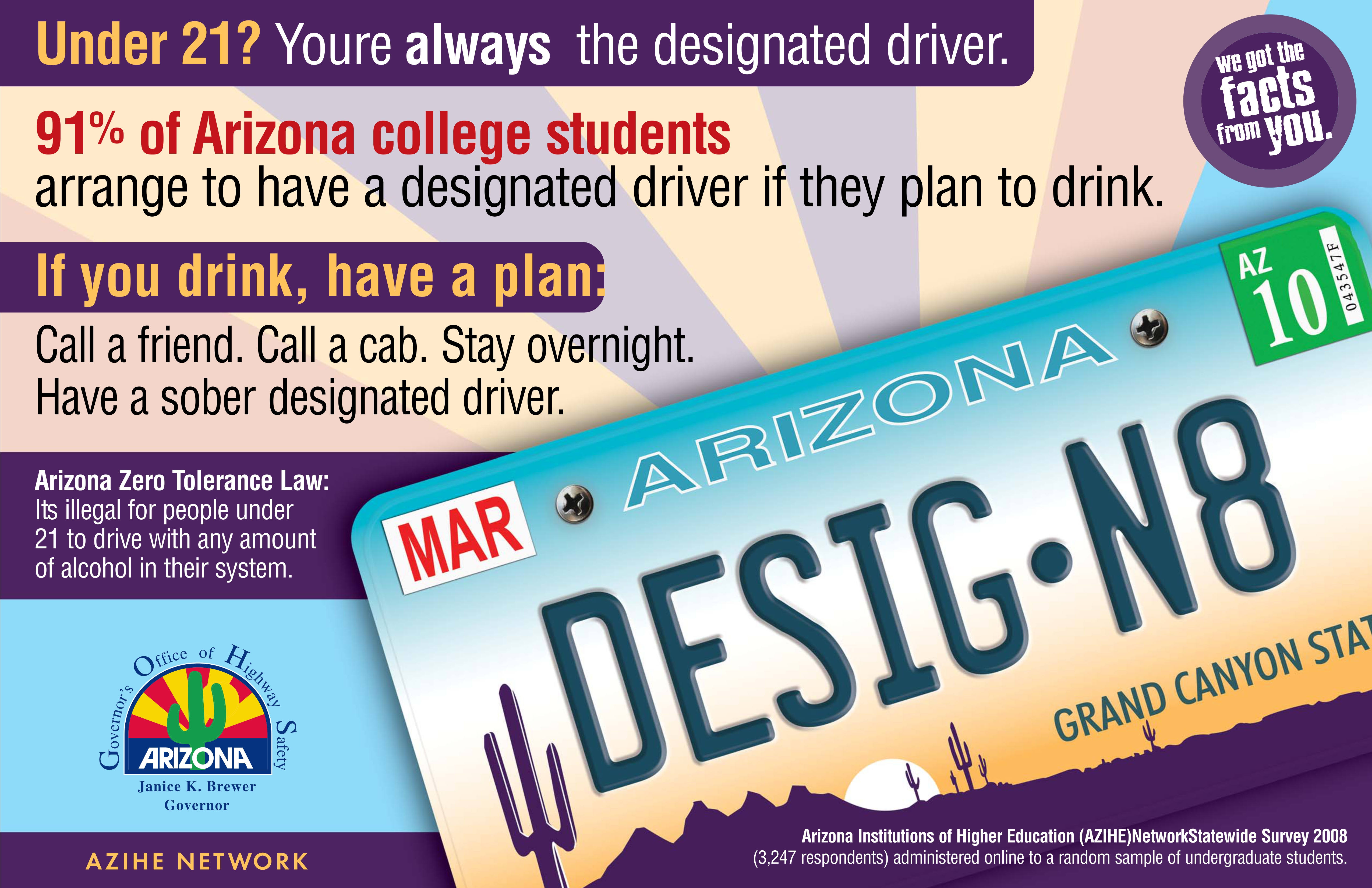 """graphic of a license plate with the word """"design8"""""""